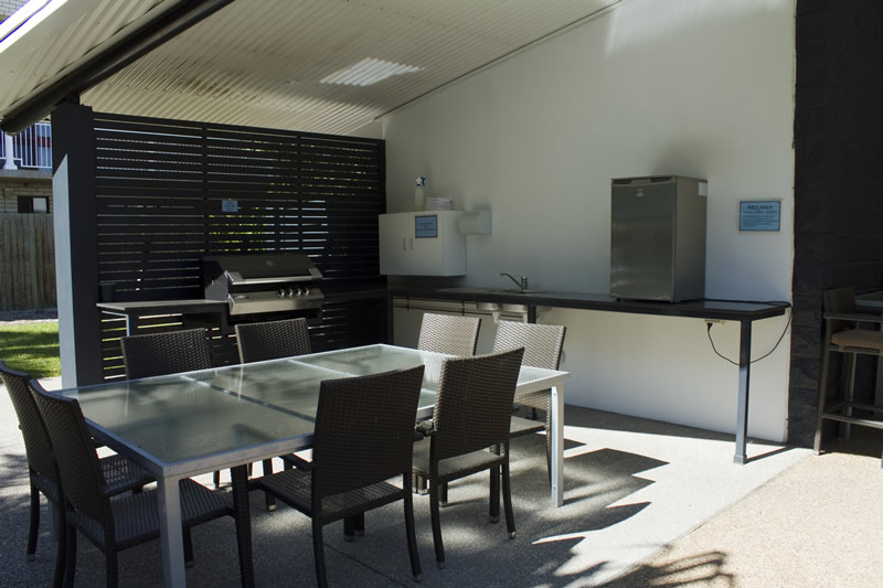 The Bay Apartments - Accommodation Port Macquarie