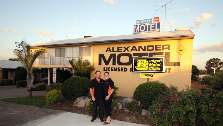Alexander Motel - Accommodation Port Macquarie