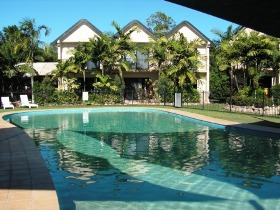 Hinchinbrook Marine Cove Resort Lucinda