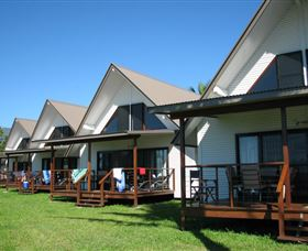 Cardwell Beachcomber Motel and Tourist Park - Accommodation Port Macquarie
