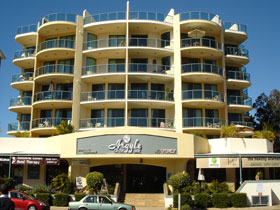 Argyle on the Park - Accommodation Port Macquarie
