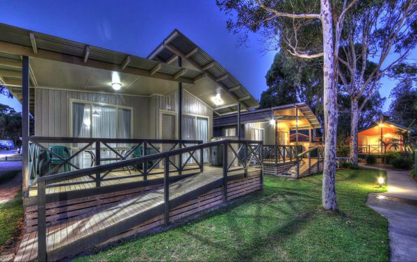 BIG4 Moruya Heads Easts Dolphin Beach Holiday Park - Accommodation Port Macquarie
