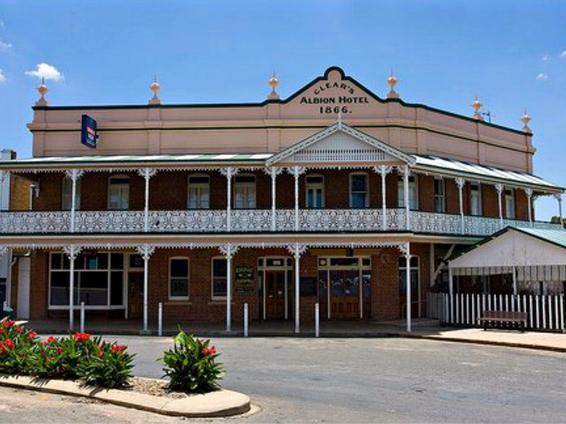 Albion Hotel Grenfell - Accommodation Port Macquarie