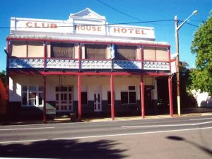 Club House Hotel - Accommodation Port Macquarie