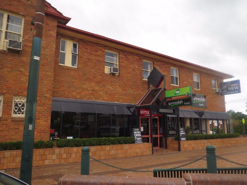 Gunnedah Hotel - Accommodation Port Macquarie
