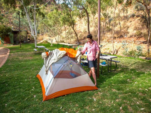 Standley Chasm Angkerle Camping - Accommodation Port Macquarie