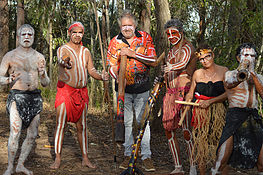 Didgeridoo Jam in the Park - Accommodation Port Macquarie