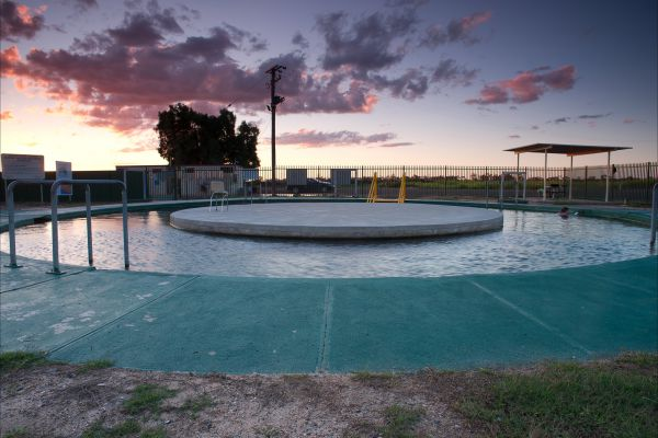 Burren Junction Bore Baths and Camp Ground - Accommodation Port Macquarie