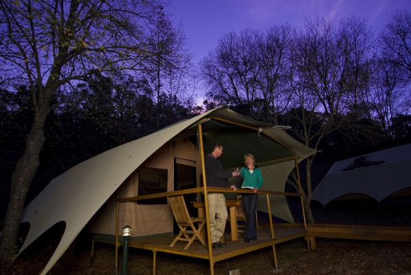 Wilderness Retreats Buchan Caves Reserve - Accommodation Port Macquarie