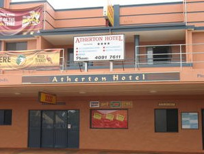 Atherton Hotel - Accommodation Port Macquarie