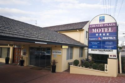 Quality Inn Country Plaza Queanbeyan - Accommodation Port Macquarie