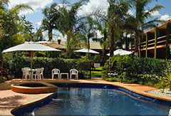 Crystal Fountain Motel - Accommodation Port Macquarie