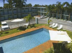 Commodore Motor Inn Mildura - Accommodation Port Macquarie