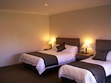 Parkes Int Motor Inn - Accommodation Port Macquarie