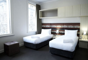 8Hotels Collection  - Pensione Hotel Melbourne - Accommodation Port Macquarie