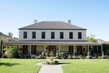 Ginninderry Homestead - Accommodation Port Macquarie