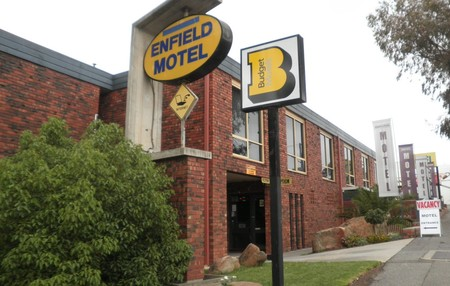 Enfield Motel - Accommodation Port Macquarie