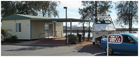 Port Pirie Beach Caravan Park - Accommodation Port Macquarie