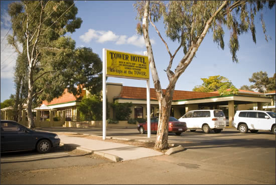 Tower Hotel - Accommodation Port Macquarie