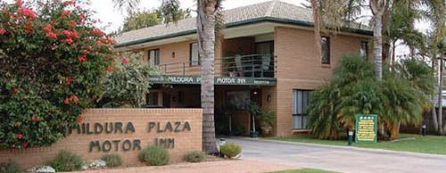 Mildura Plaza Motor Inn - Accommodation Port Macquarie