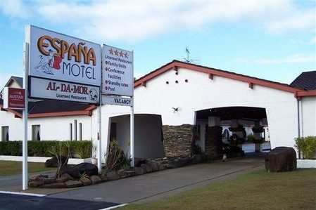 Espana Motel - Accommodation Port Macquarie