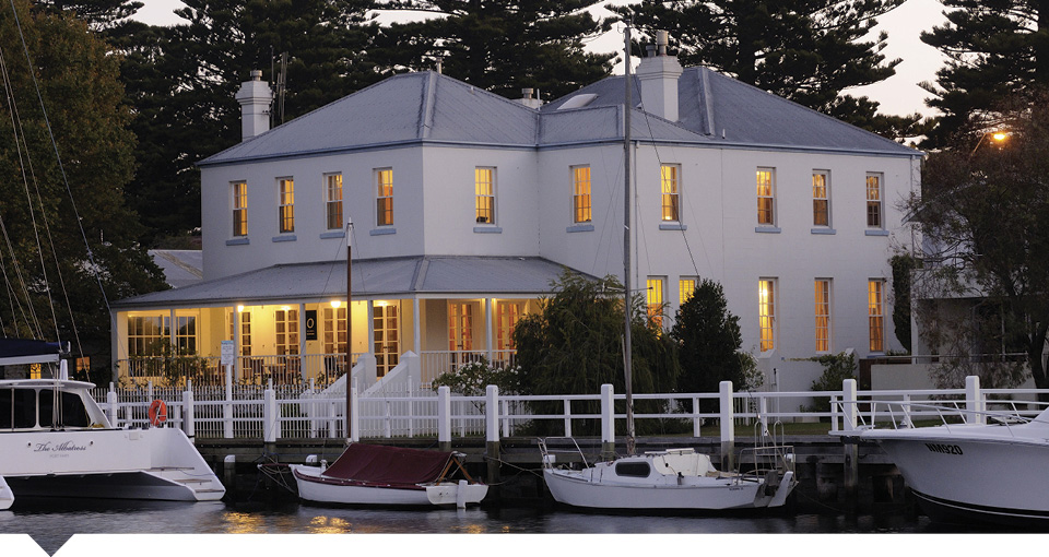 Oscars Waterfront Boutique Hotel - Accommodation Port Macquarie