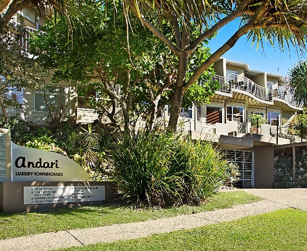 Andari Luxury Apartments - Accommodation Port Macquarie