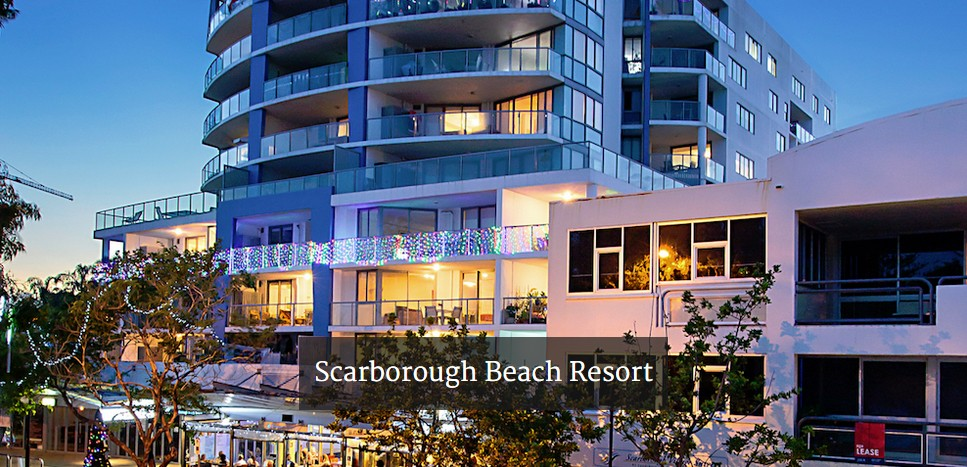 Scarborough Beach Resort - Accommodation Port Macquarie