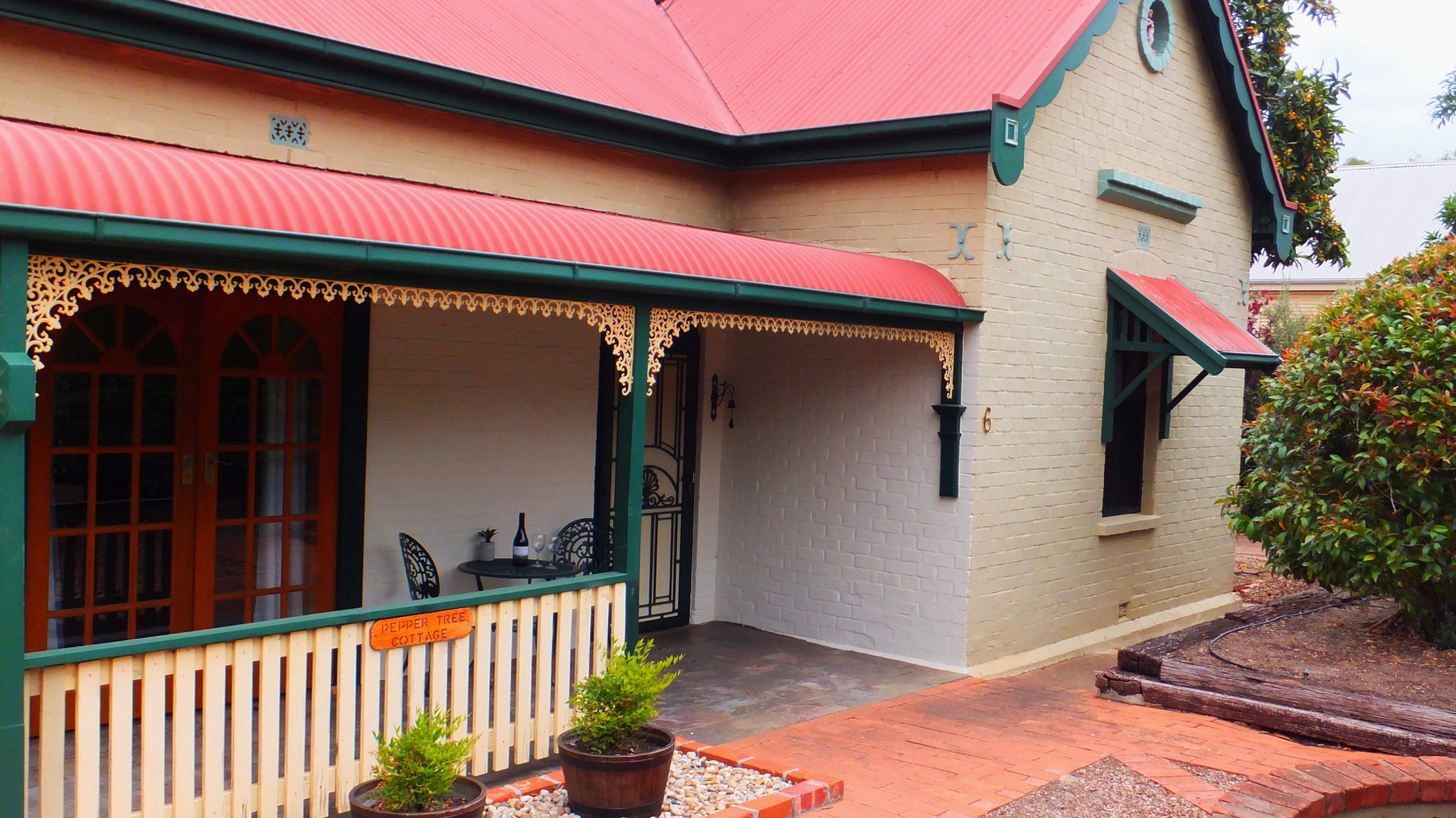 Barossa Peppertree Cottage - Accommodation Port Macquarie