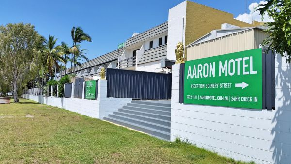 Aaron Motel - Accommodation Port Macquarie
