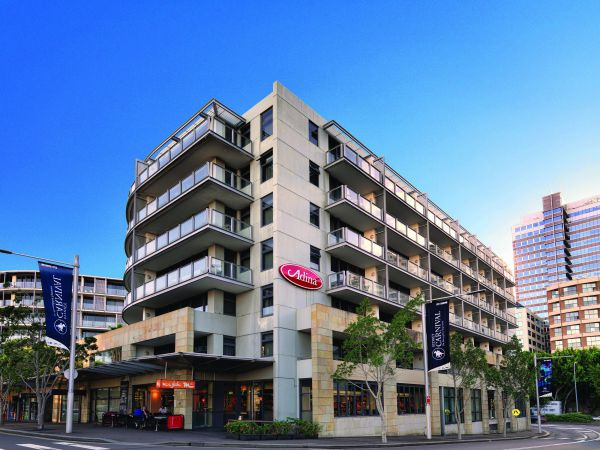 Adina Apartment Hotel Sydney Darling Harbour - Accommodation Port Macquarie