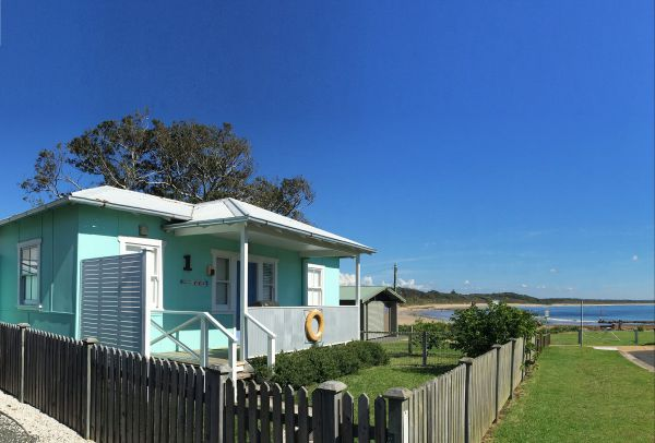 Aurora Beachfront Cottage - Accommodation Port Macquarie