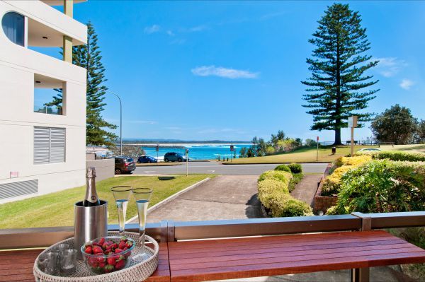 Beauty At The Beach - Accommodation Port Macquarie