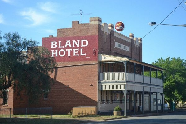 Bland Hotel - Accommodation Port Macquarie