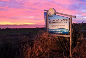 Coorong Cabins - Accommodation Port Macquarie