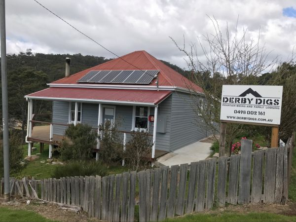Derby Digs Cottage - Accommodation Port Macquarie