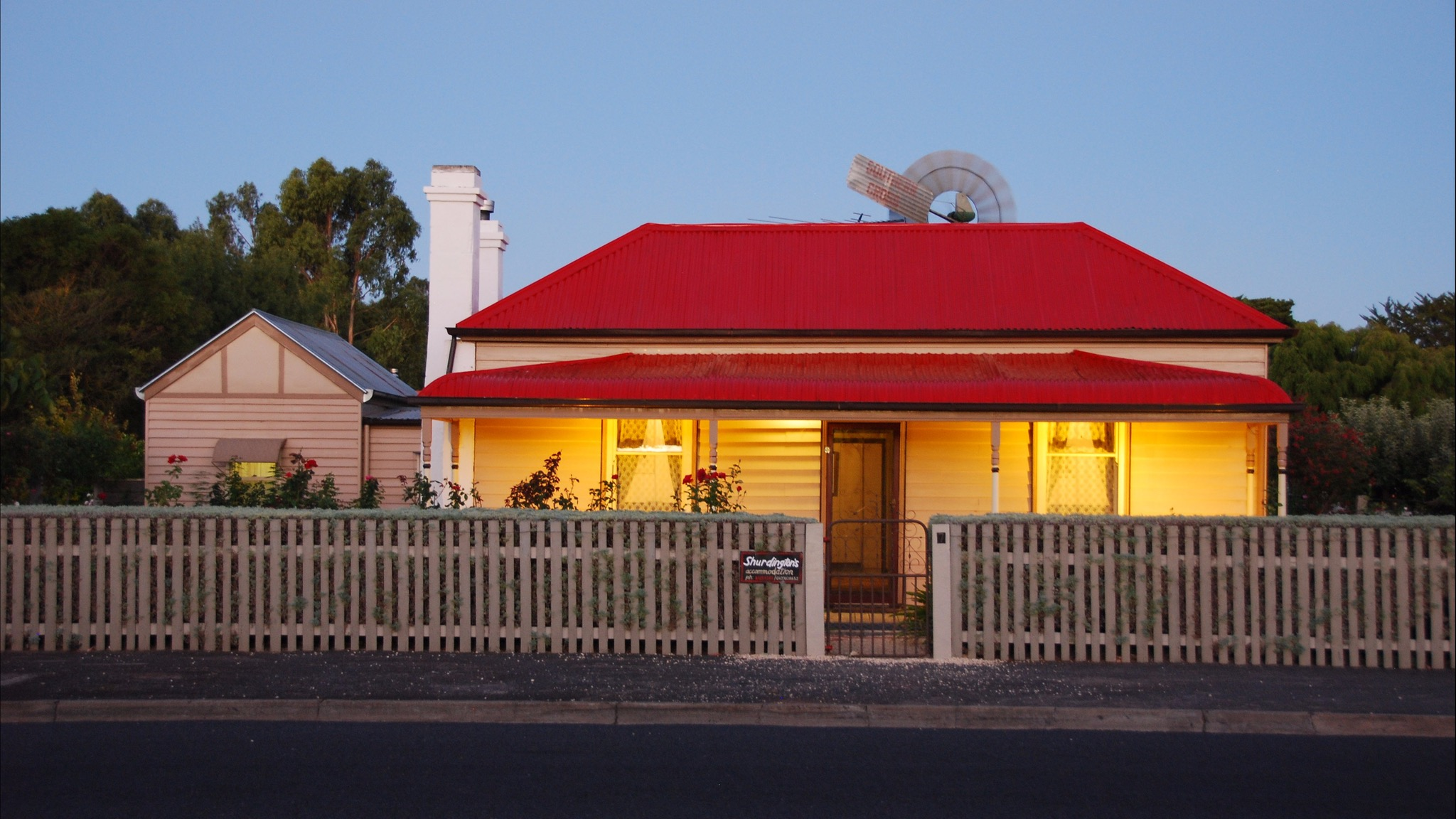 Shurdingtons Cottage - Accommodation Port Macquarie
