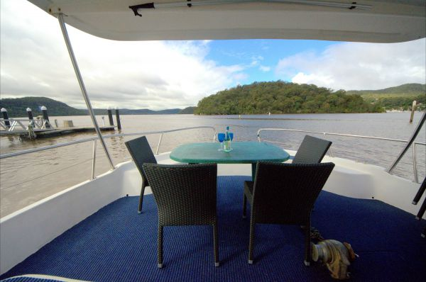 Luxury Afloat Hawkesbury River and Brooklyn - Accommodation Port Macquarie