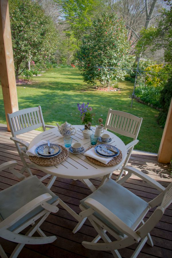 Mrs Simpson Cottage At Norala Garden - Accommodation Port Macquarie