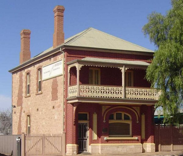 Savings Bank Of South Australia - Old Quorn Branch - Accommodation Port Macquarie