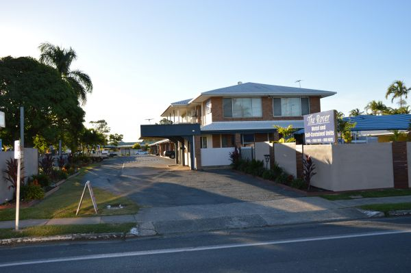 The Rover Holiday Units/Motel - Accommodation Port Macquarie