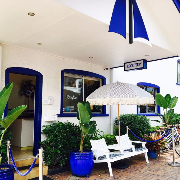 The Sails Motel - Accommodation Port Macquarie