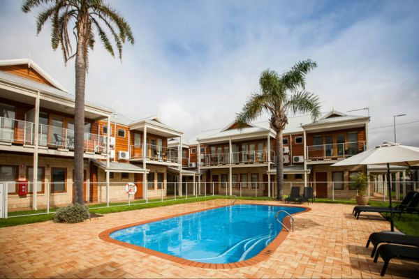 The Royal Palms Resort - Accommodation Port Macquarie