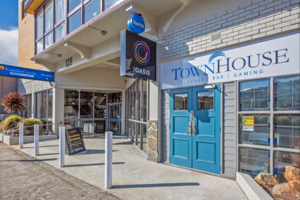 TownHouse Hotel Burnie - Accommodation Port Macquarie