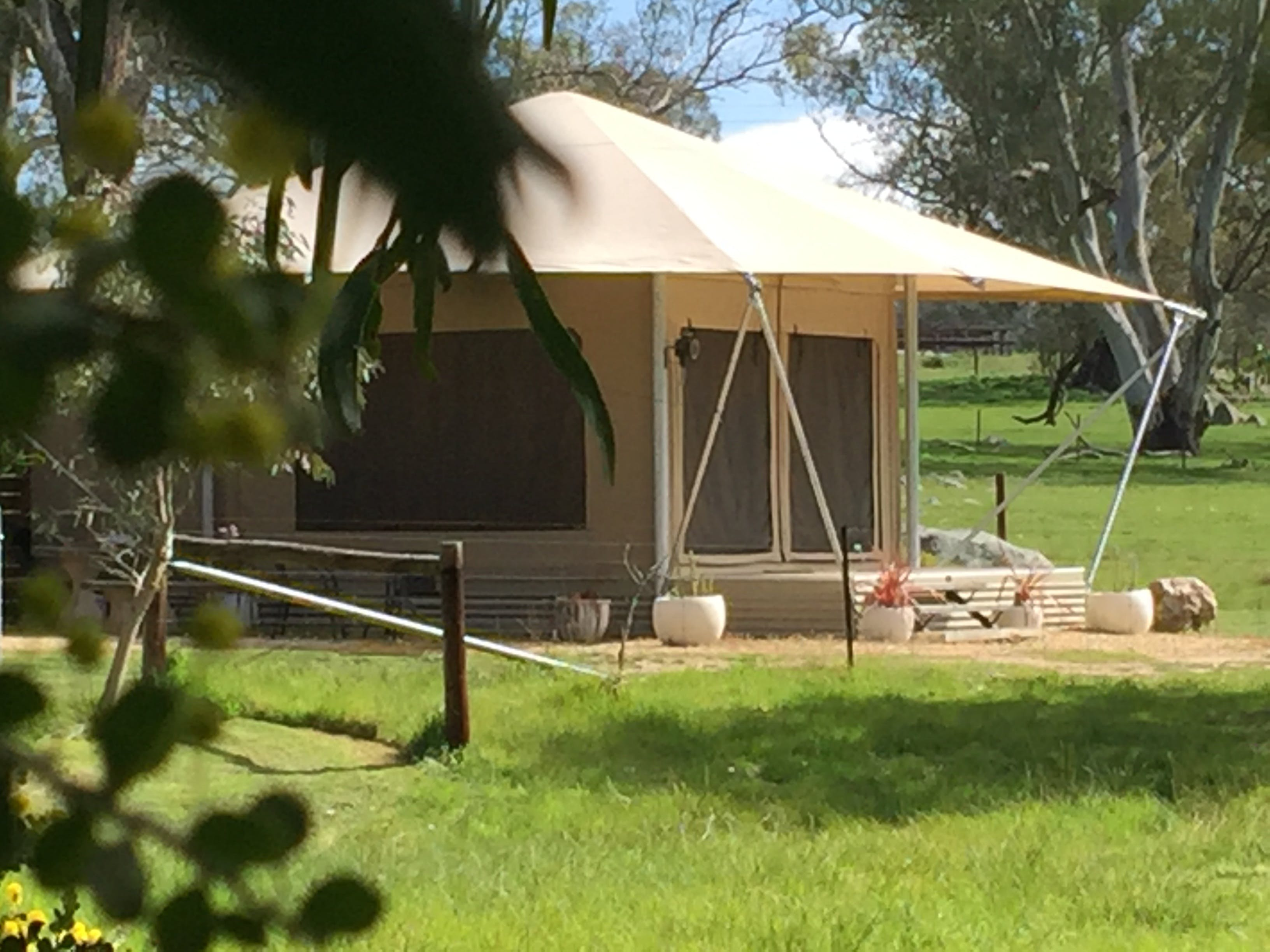 Boongarrie Luxury Tent - Accommodation Port Macquarie