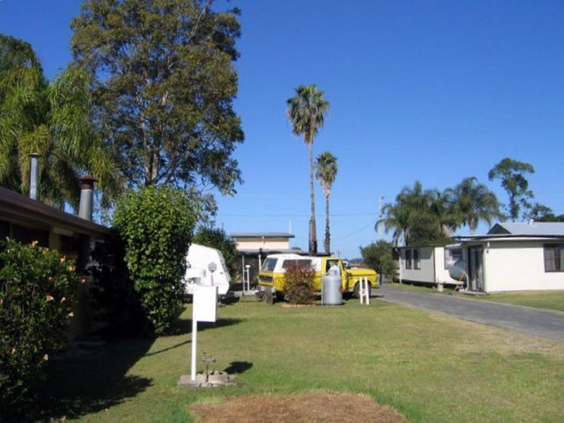 Browns Caravan Park - Accommodation Port Macquarie