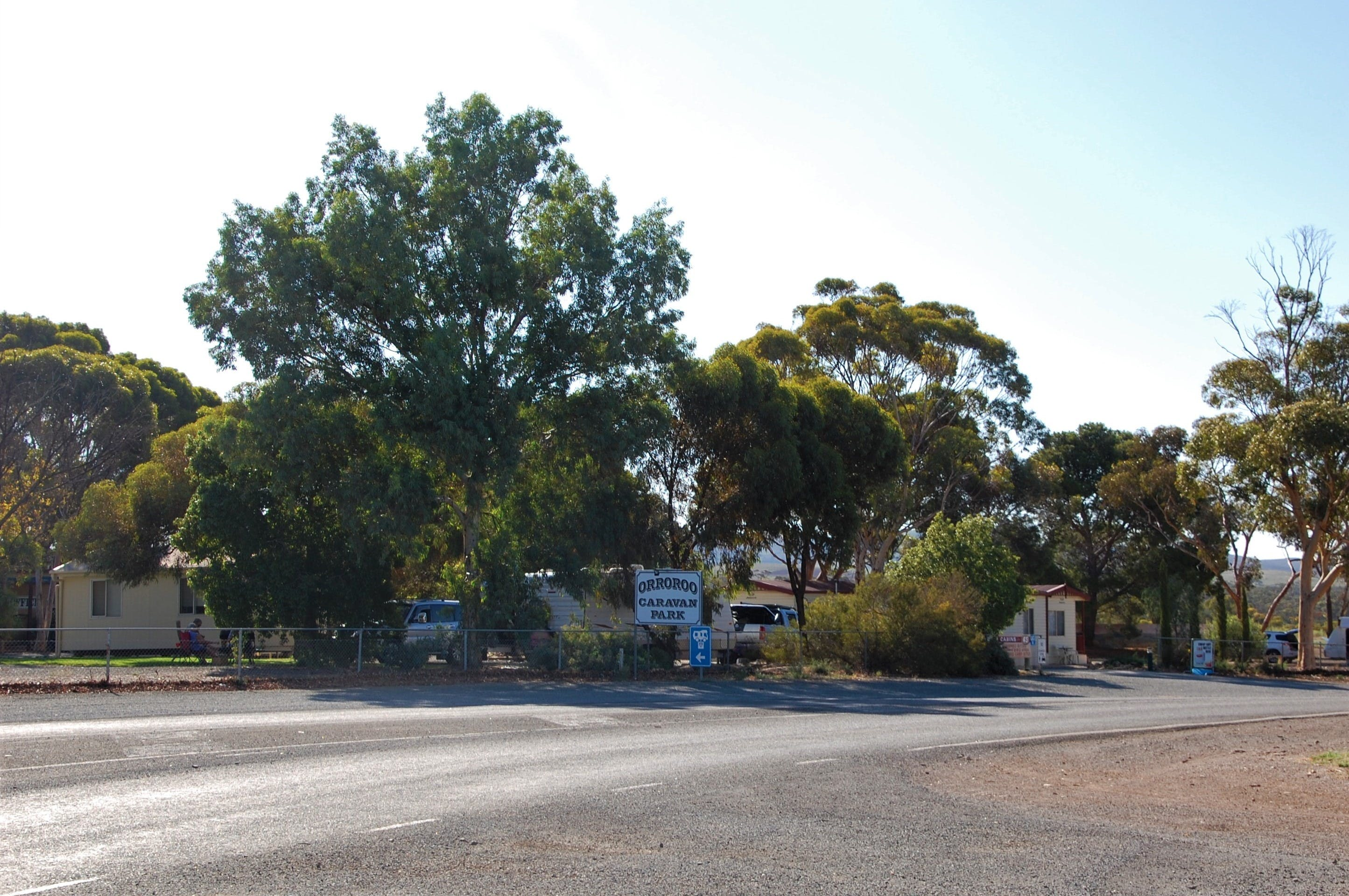 Orroroo Caravan Park - Accommodation Port Macquarie