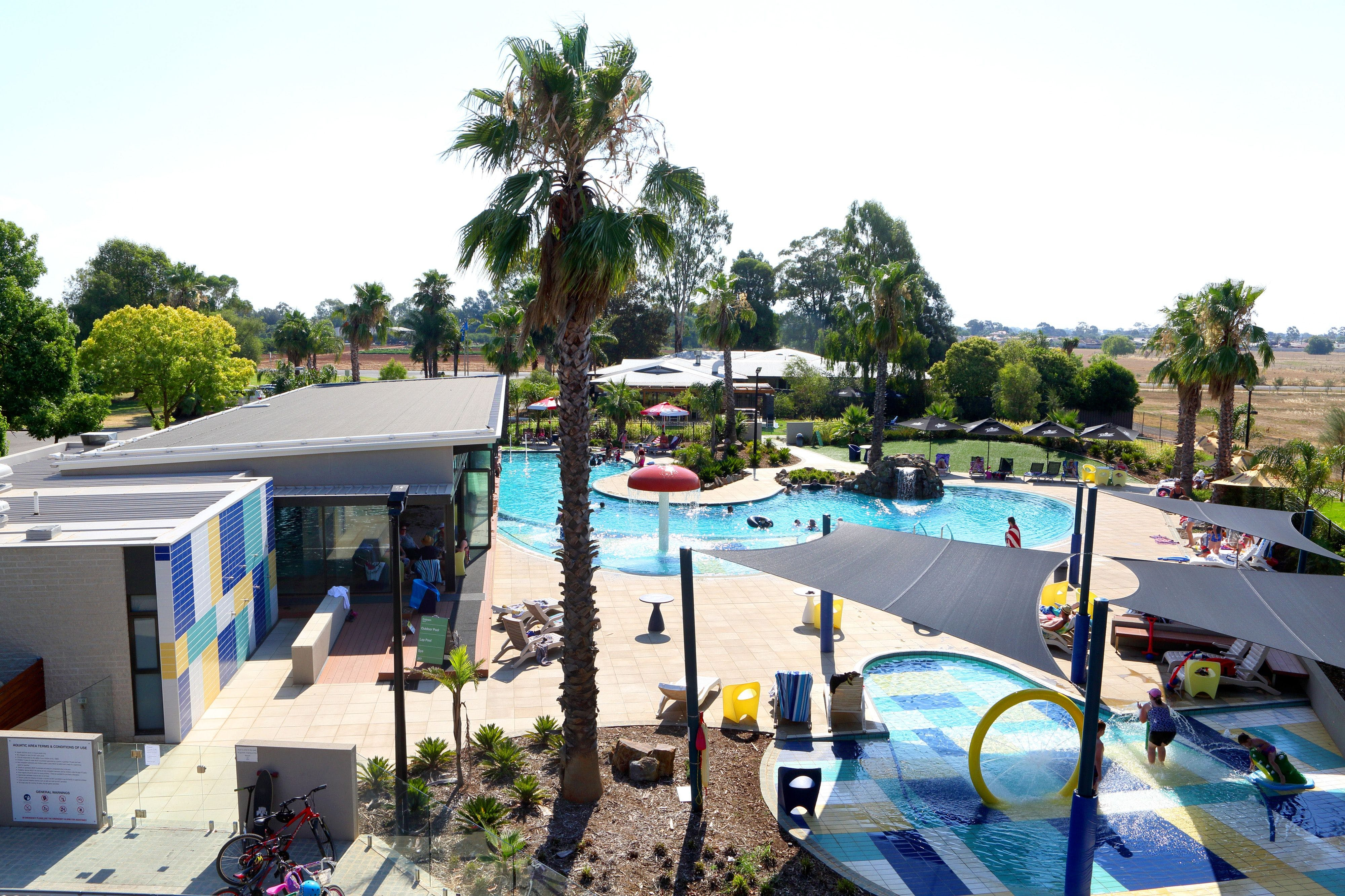 RACV Cobram Resort - Accommodation Port Macquarie