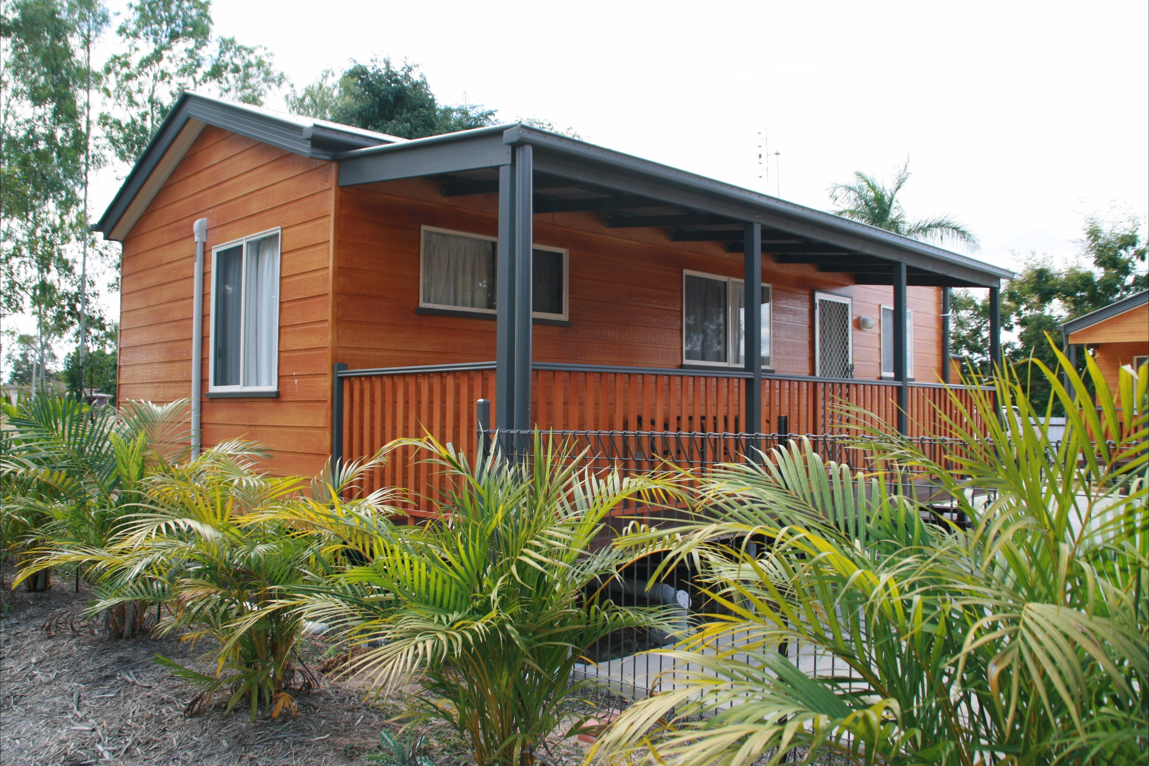 Charters Towers Tourist Park Top ParkDiscovery Park - Accommodation Port Macquarie
