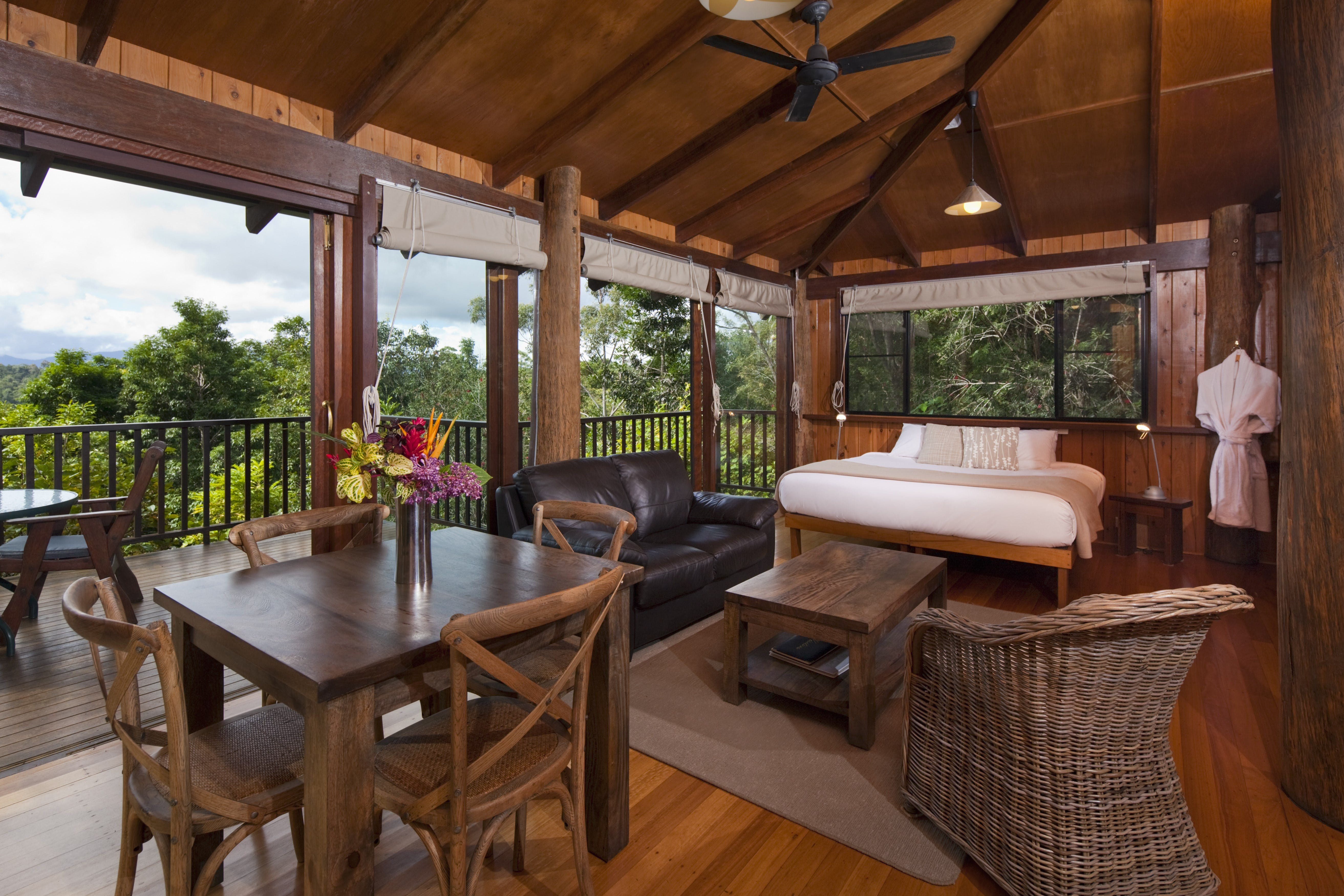 Rose Gums Wilderness Retreat - Accommodation Port Macquarie